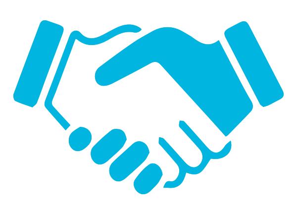 Handshake Icon 610x440 Png 600 432