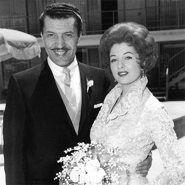 HERB JEFFERIES& TEMPEST met both of them in 1960