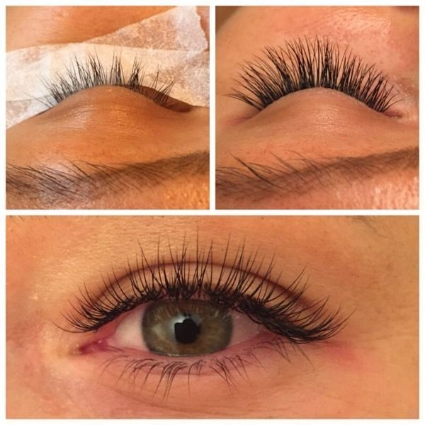 Individual Eyelash Extensions, Volume Lashes & LVL ...