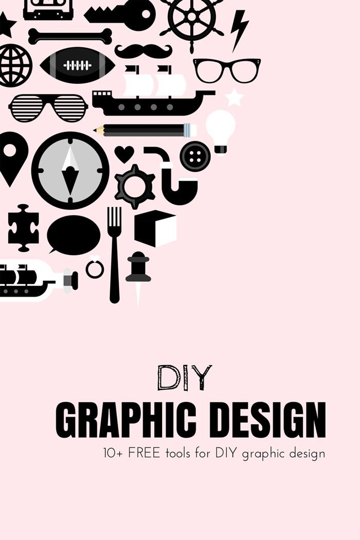 diy 10 free tools for diy graphic design my little secrets rh pinterest com