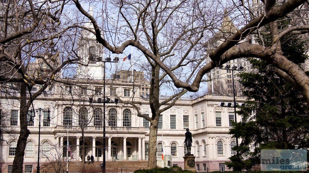 City Hall - Check more at https://www.miles-around.de/nordamerika/usa/new-york/nyc-lower-manhattan-wall-street-und-ground-zero/,  #ChryslerBuilding #CityHall #GrandCentralTerminal #GroundZero #NewYork #NewYorkCity #Reisebericht #TrinityChurch #USA #WallStreet #WorldTradeCenter