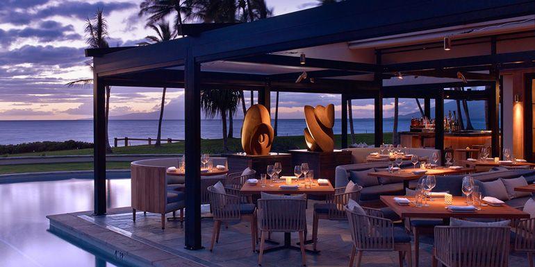Best New Anese Restaurant Morimoto Maui In Hawaii Iron Chef