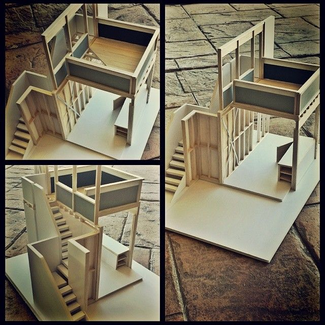 2nd to last assignment almost done!! #icantastethefreedom #summer #interiorarchitecture #construction
