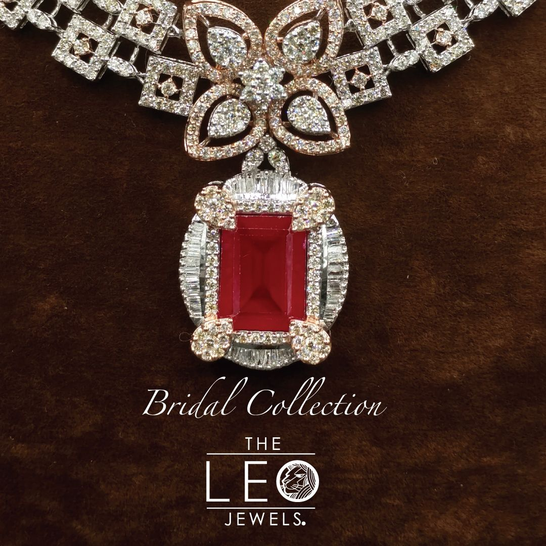 The Leo Jewels: Bridal Collection