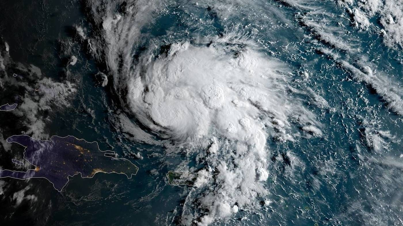 Hurricane Dorian Expected To Hit Florida Coast With 130 Mph Winds On Labor Day Florida East Coast Hurricane Coast