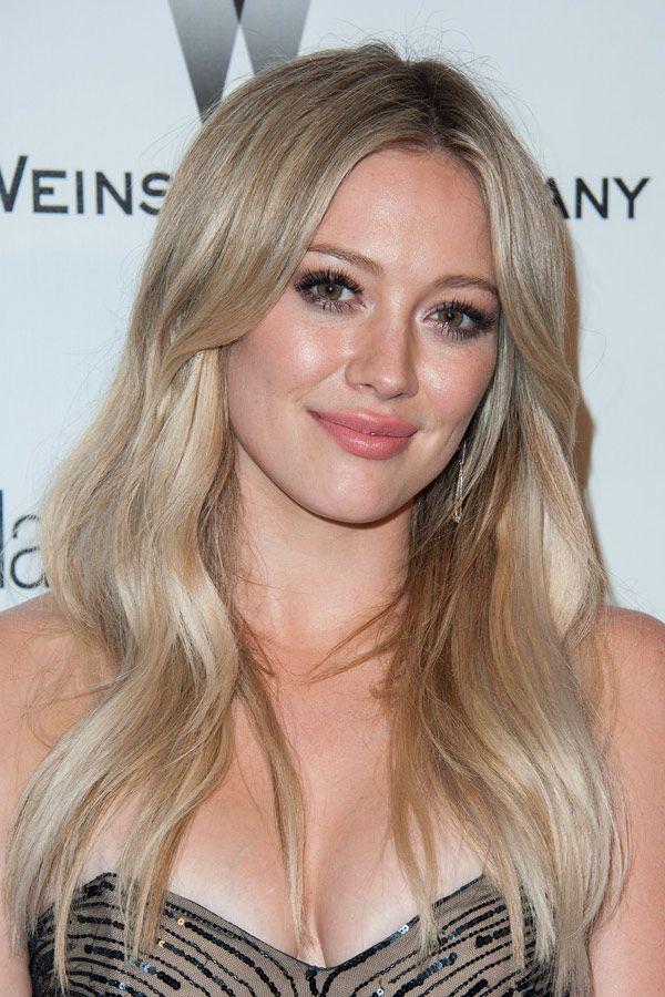 Langhaarfrisuren Smartes Styling Und Tolle Schnitte Hilary Duff