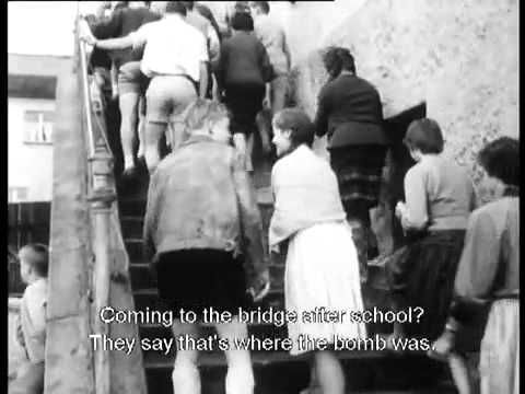 Die Brucke (1959 film in 9 parts) impressive movie, WW2 last days of the war in Germany  through the eyes of childsoldiers, realistic