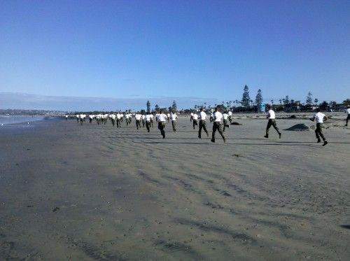 Bud S Students On A Run Navy Seal