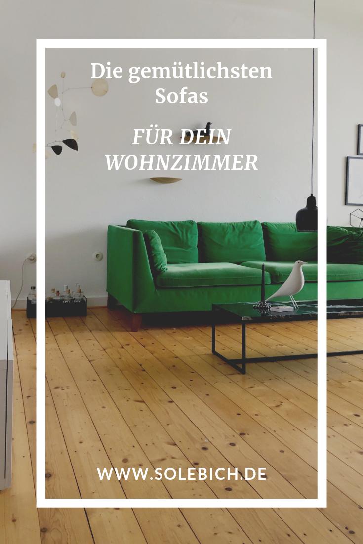 Die schönsten Sofas & Couches | Wohnzimmer – Ideen für Deko ...