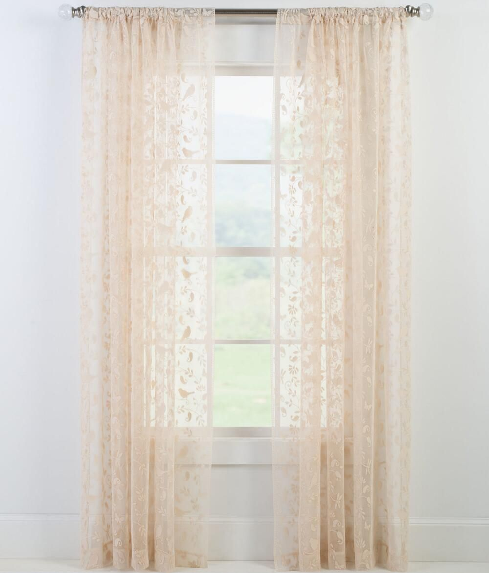 lace curtain irish for modern sheer curtains design ideas lace swag rh pinterest com