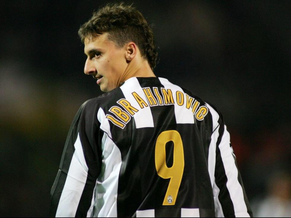 Ibrahimovic Juventus Zlatan Ibrahimovic Juventus Football Is Life