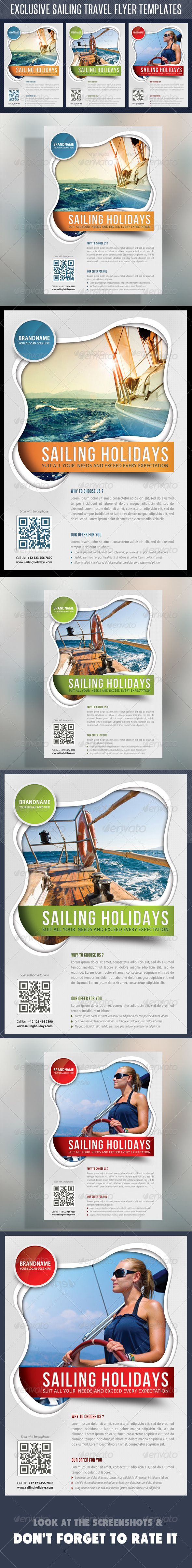 Corporate Product Flyer   Flyer Template Brochures And Flyer
