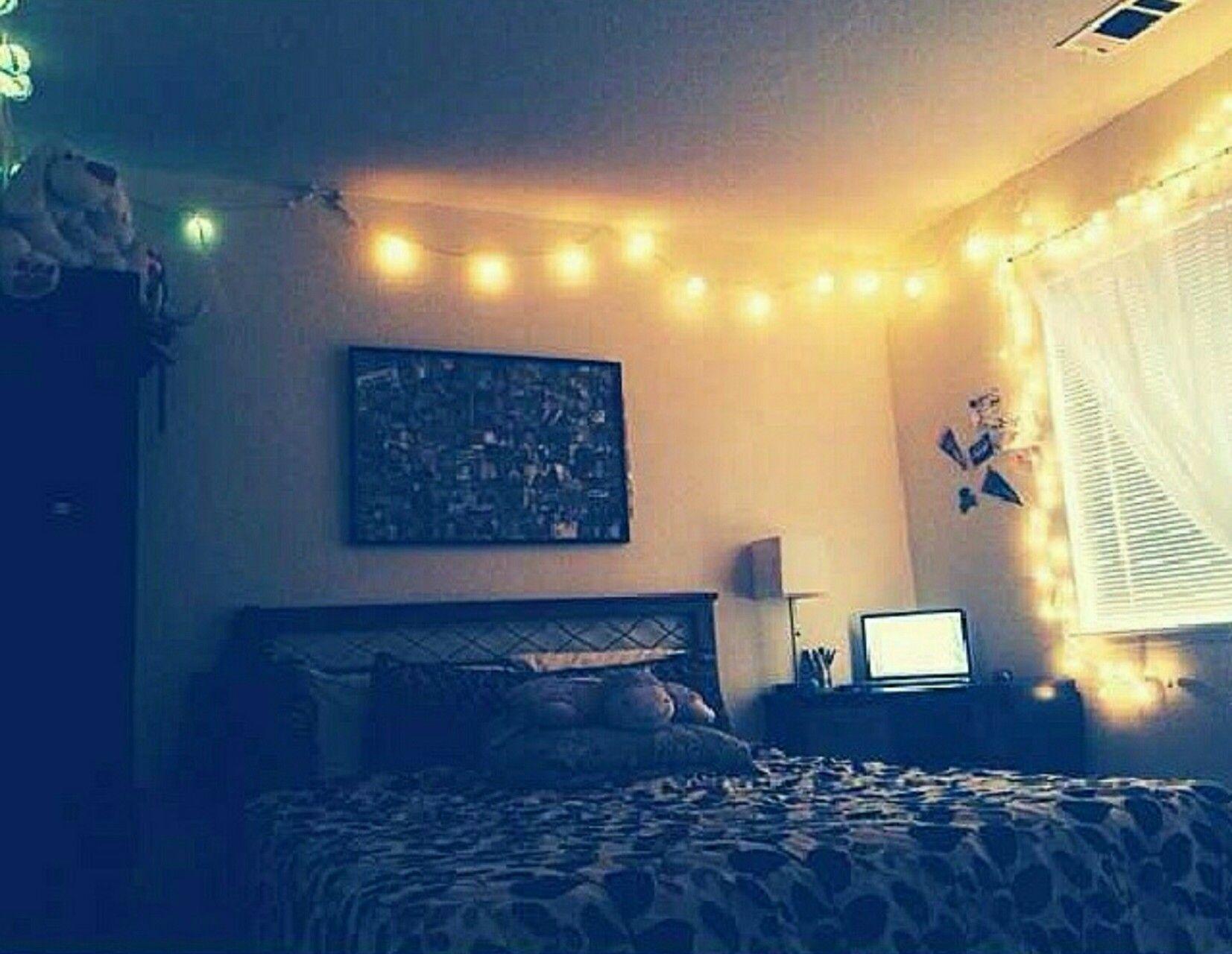 Tumblr Rooms Dream Bedroom Room Decor Bedroom