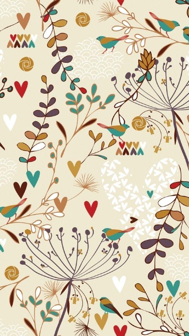 Iphone 5 Wallpaper Cute Fall Wallpaper Fall Wallpaper Iphone Wallpaper Pattern