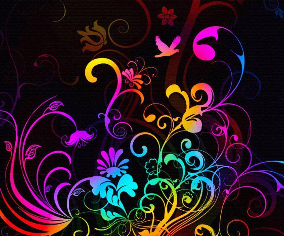 Pin By Kris Woodwyk On Color Flower Iphone Wallpaper Flower