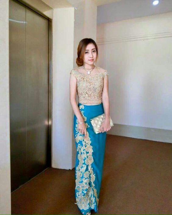 TOP MYANMAR FASHION DESIGNS FOR 2018 (Dengan Gambar