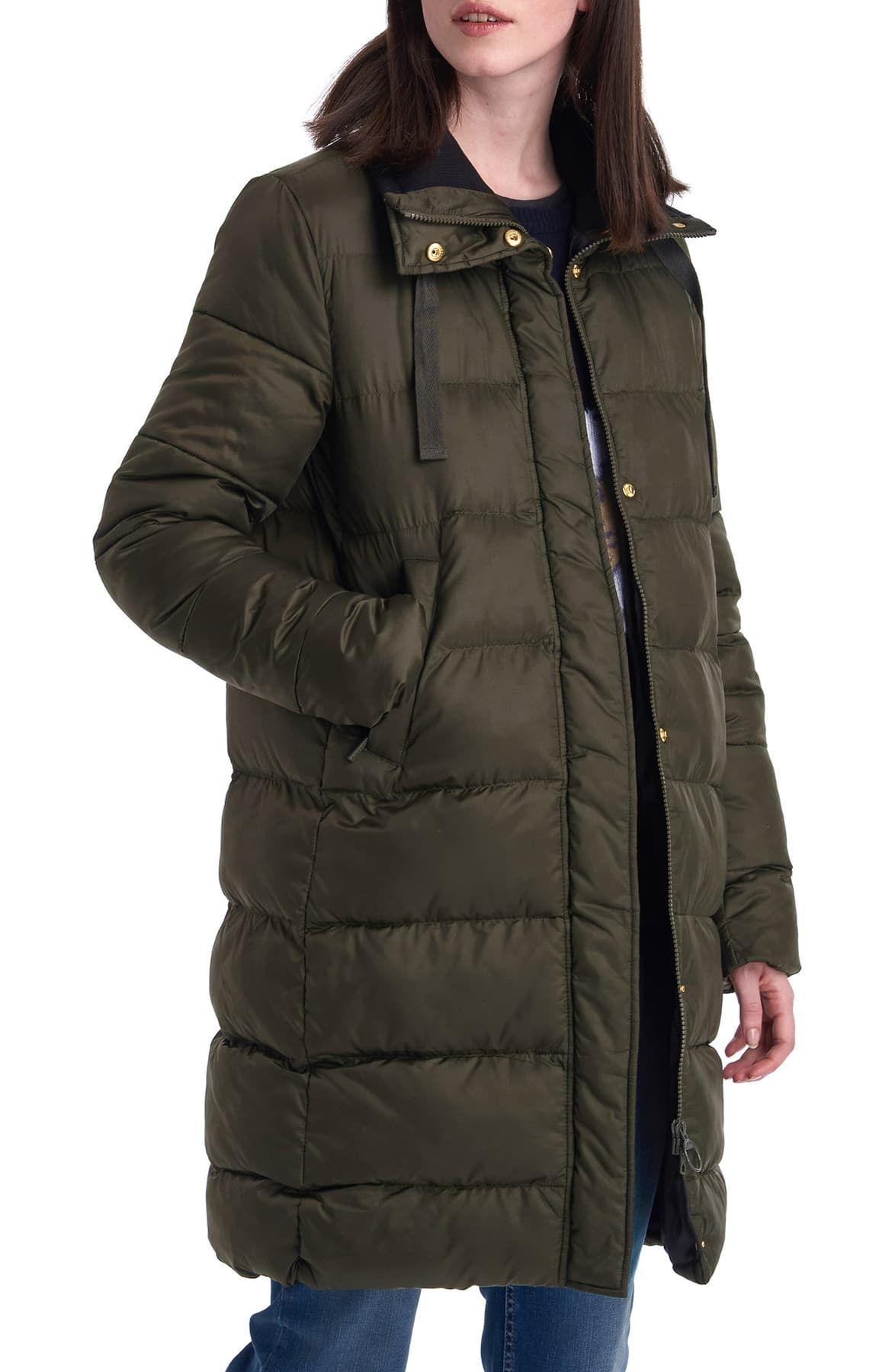 Barbour Weatheram Quilt Puffer Jacket Nordstrom Rack Long Puffer Coat Quilted Puffer Jacket Long Puffer [ 1800 x 1174 Pixel ]