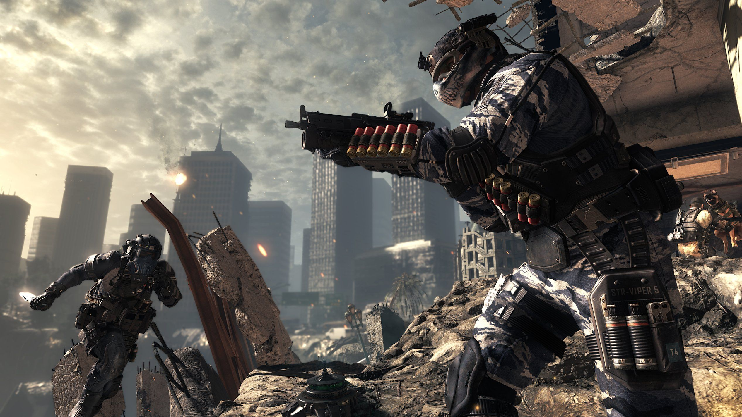 Call Of Duty: Ghosts hands-on preview and interview – 'Call Of ...