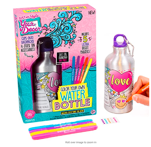 Diy Bottle Coloring Craft Kit Bpa Free Diy Bottle Craft Kits Bottle