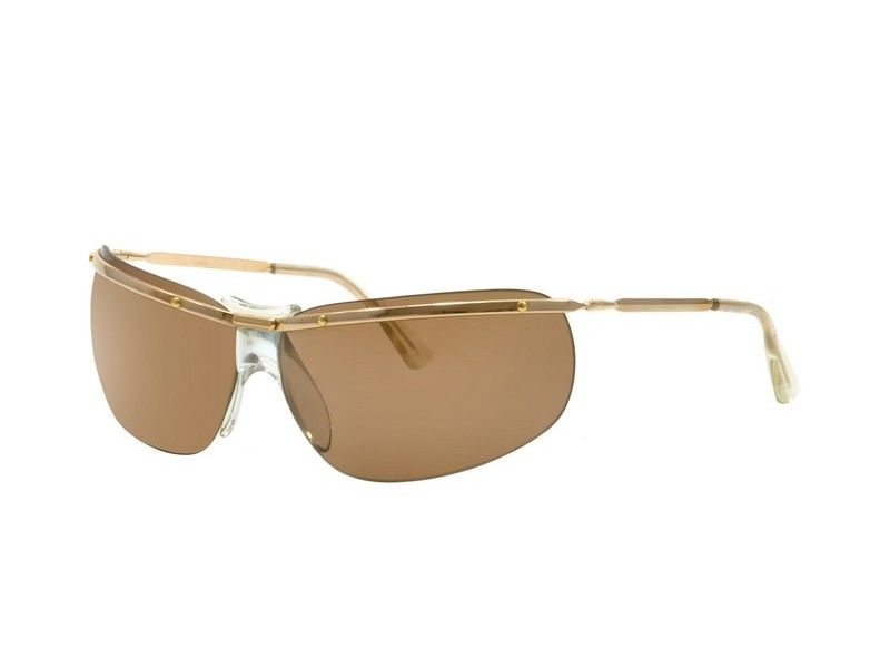aae006d7ccd Vintage Sol Amor 2484 semi-rimless sunglasses made in France by Essilor in  1970s.