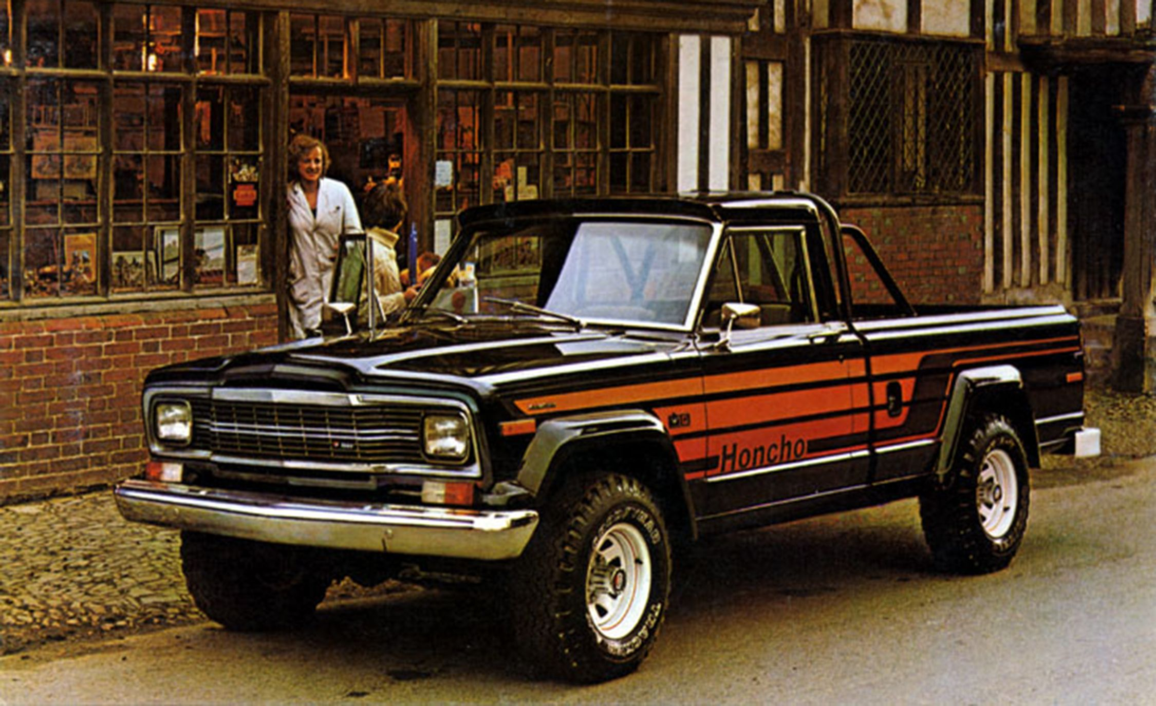 Jeep Pickup Truck History The Lineage Is Longer Than You Think Jeep Pickup Truck Jeep Pickup Jeep
