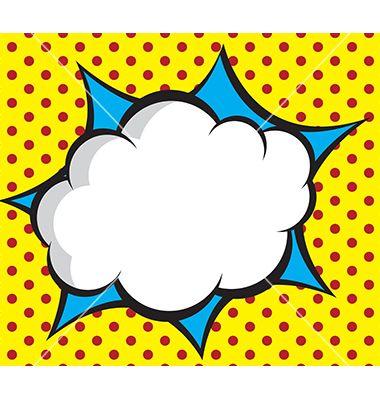 Speech Bubble Pop Artcomic Book Background Vector Art Pic Rh Com Comic Action Bubbles Thought