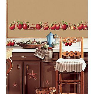 Lovely I Love That I Set A Theme For My Kitchen! APPLES AWAY!! :