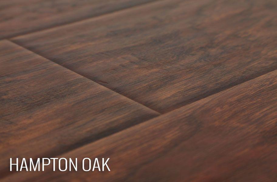 Bel Air Imperial Collection Laminate Flooring In Hampton Oak