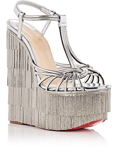 Christian Louboutin Platforms de moda