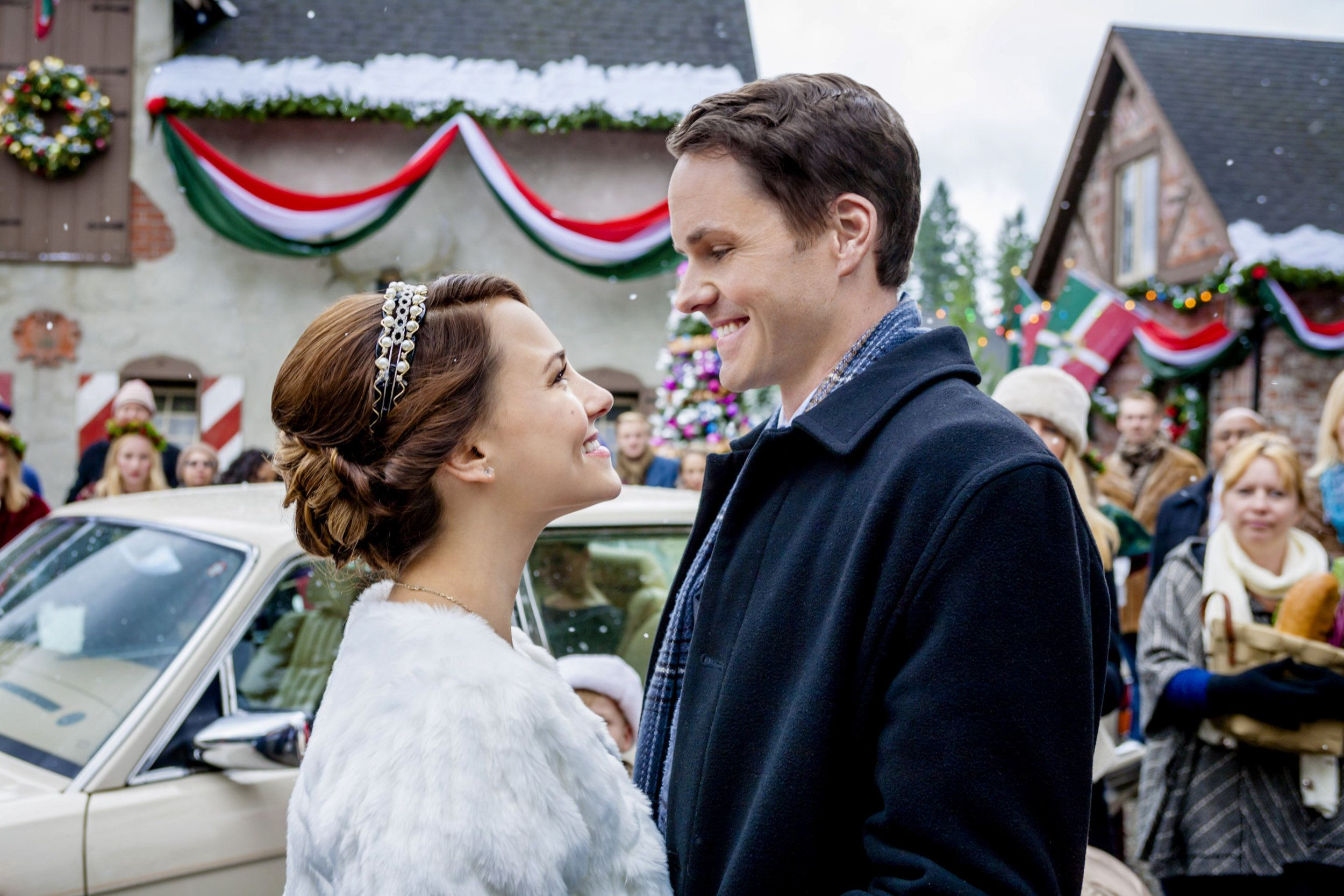 "Check out photos from the Hallmark Channel movie ""Once"