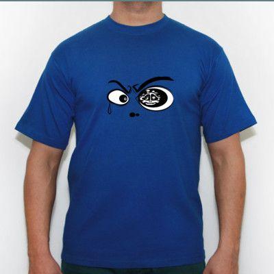 Ojo Calaberas - Camiseta calidad 180 gr/m2 Russell 180