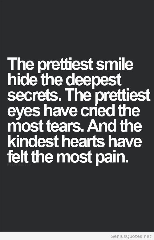 Quotes About Secrets Deepedest secret is hidden | myself | Pinterest | Quotes  Quotes About Secrets