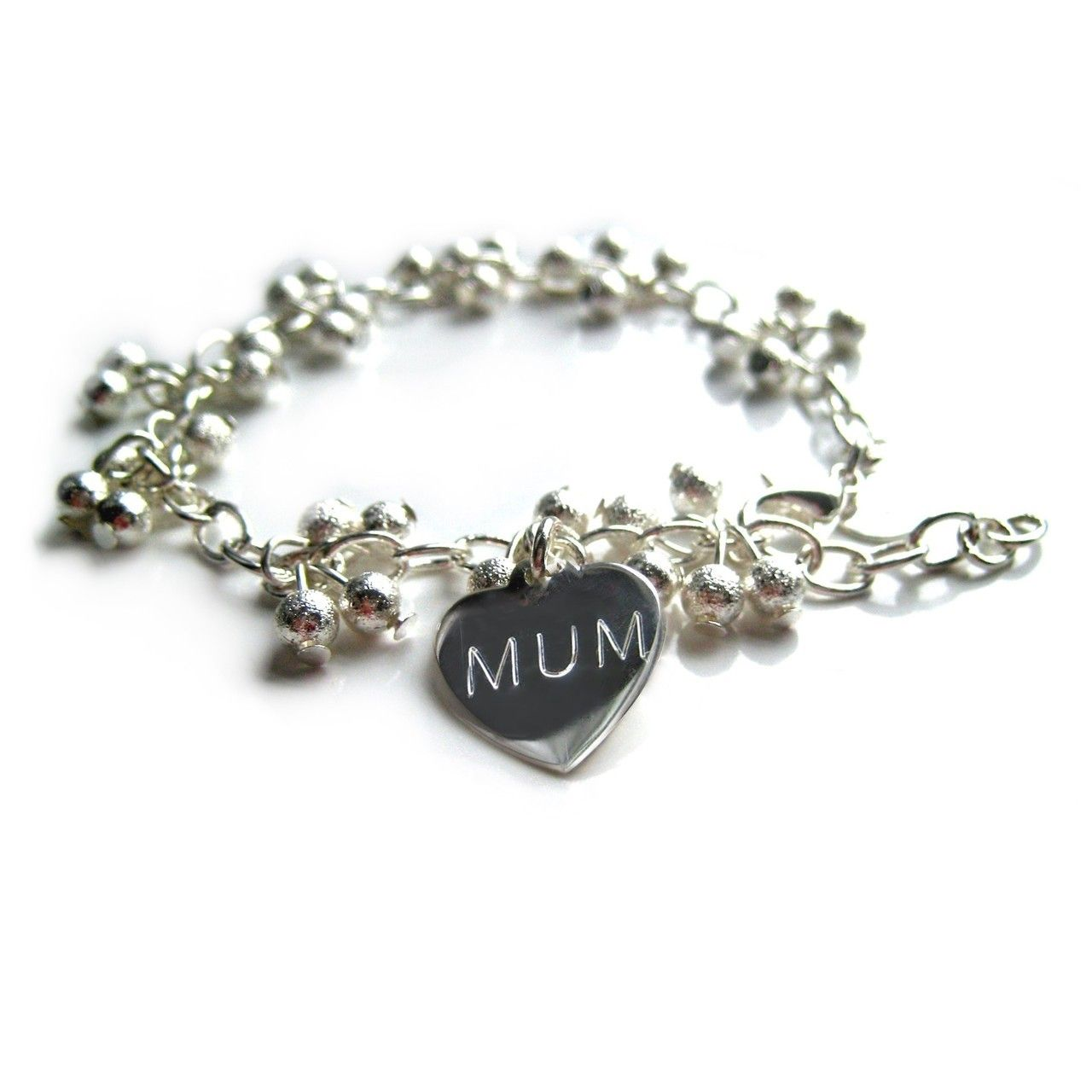 Aye Do Ltd - Shimmer Ball Personalised Bracelet (yd), £29.99 (http://www.ayedoweddings.co.uk/shimmer-ball-bracelet-yd/)