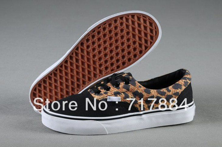 Vans Zapatos Mujer Leopard Men Hombre 2013 Shipping Free 14nqOO