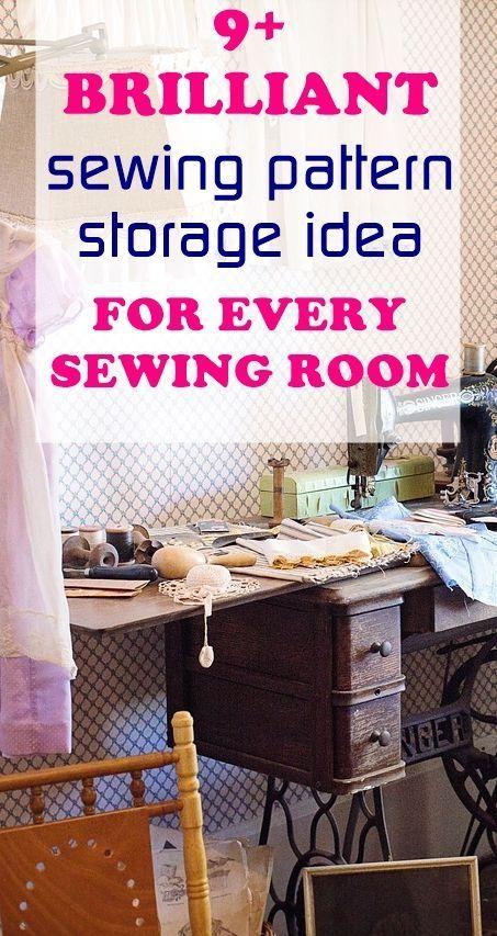 Sewing Room Storage | Sewing Room Organization | Craft Room Storage | Sewing  Room Design | Sewing Room Decor