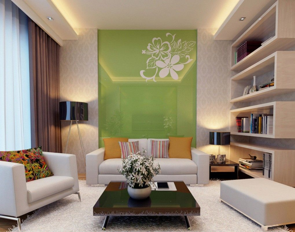 good interior design for home%0A Best Plan How To Decorate Living Room Walls