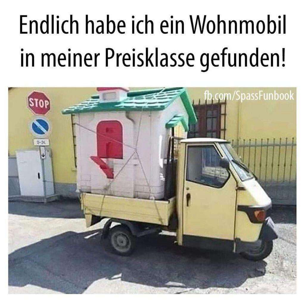 Pin von Heike Wahrn auf Sommer  Witze, Wohnmobil, Lustig sarkastisch