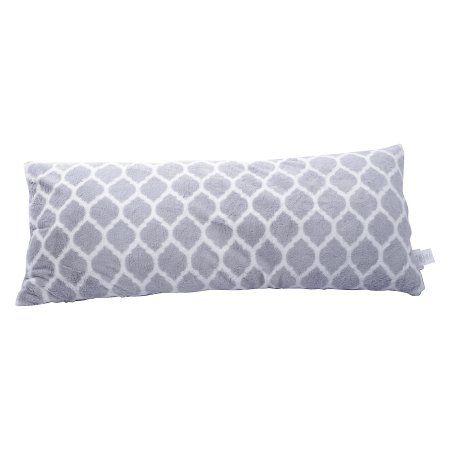your zone trellis patterned body pillow 1 each products trellis rh pinterest com