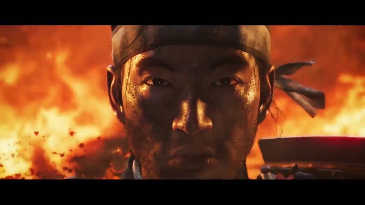 Top 5 New Upcoming PS4 Games] [Video] 1  Ghost of Tsushima 2