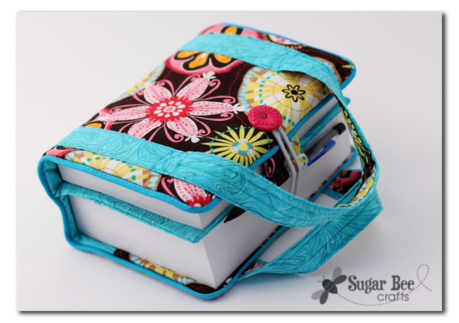 Scripture Case Tutorial - Divided   sewing