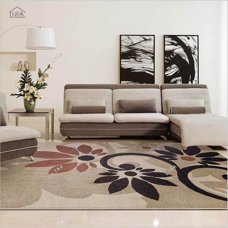 rug for living room size%0A    cm    cm Big Large Size Modern Simplicity Mat Carpet Living Room Rug  Soft Tapete Mat
