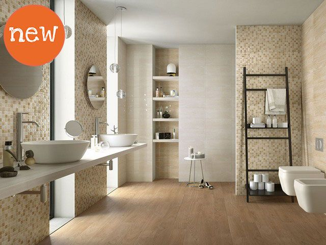 Rivestimento bagno effetto marmo idea mensole bagno ospiti build a house pinterest - Iperceramica rivestimenti bagno ...