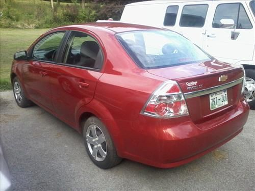 12 499 00 2011 Chevy Aveo Lt For Sale 2011 Chevy Aveo Lt A C Ice