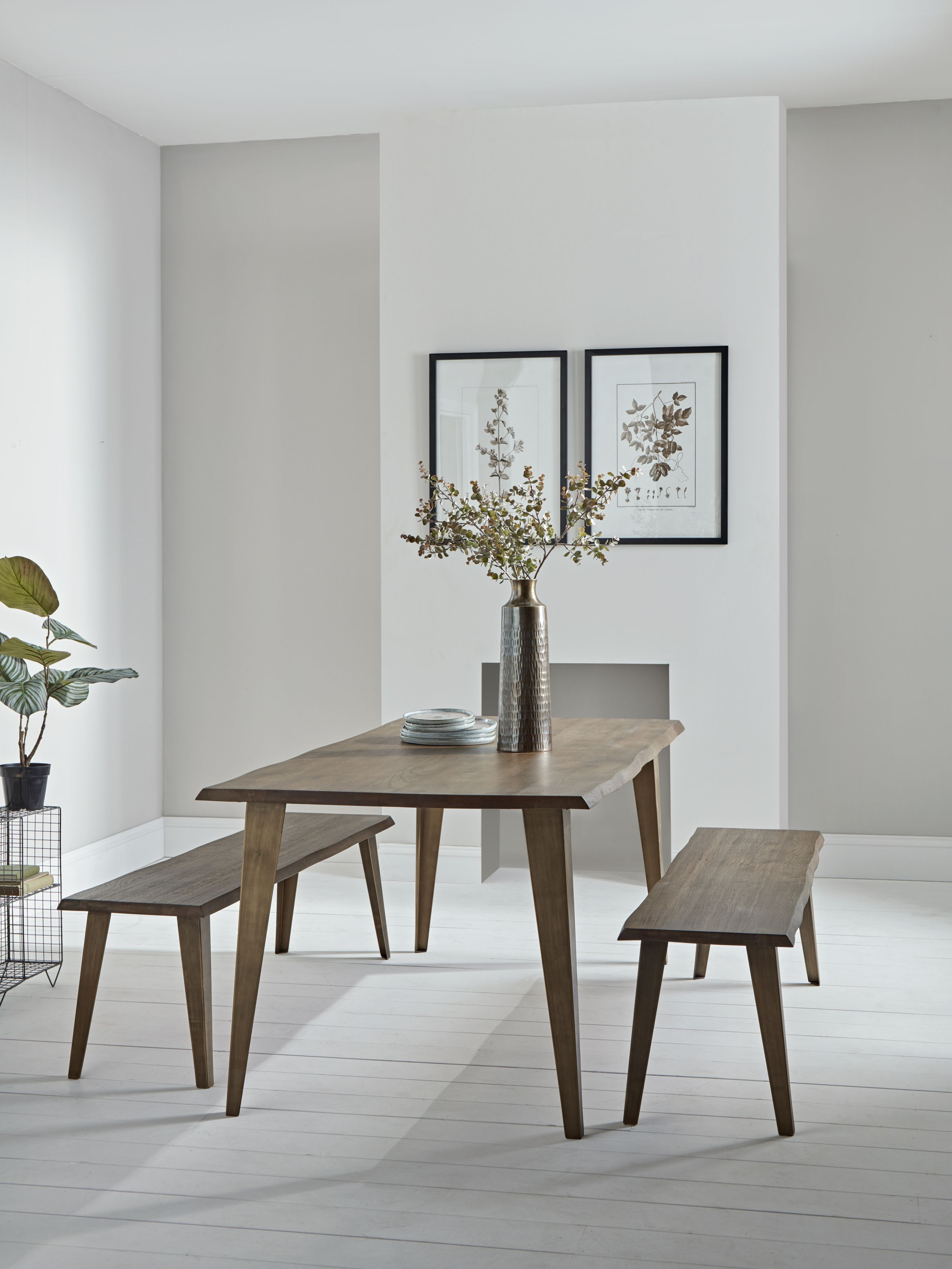 12 best contemporary dining tables ino oak dining table rh pinterest com