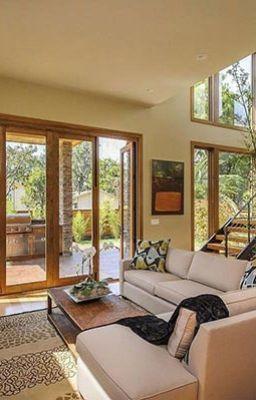 Wa jasa pembuatan dan konsultan interior rumah gaya amerika sederhana tapi mewah also mar vista modern house by shelby wood design dream homes rh pinterest