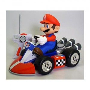 Mario Kart Wii Large Radio Control Mario With Images Mario