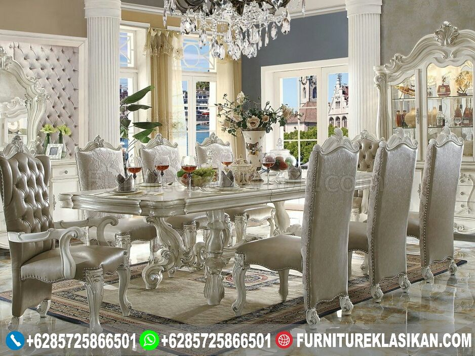 24+ Dining room table and chairs elegant pecan Various Types