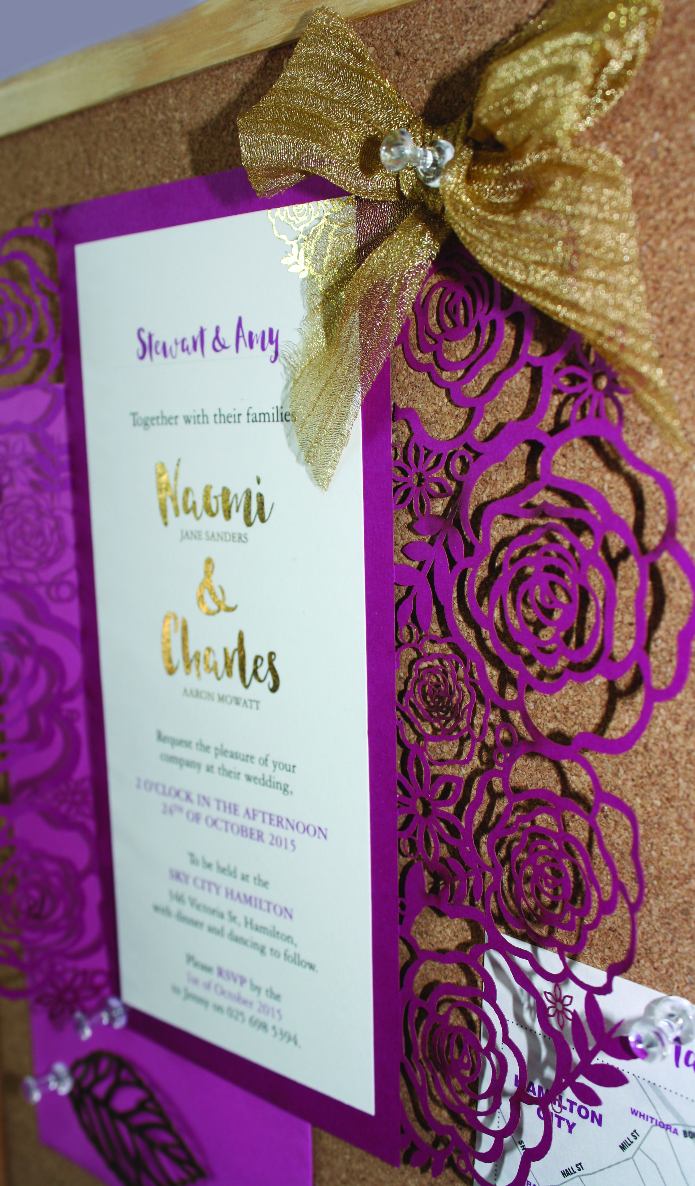 luxury wedding invitations dallas%0A Rose   Flower Lasercut Wedding and Engagement Invitation Sleeves