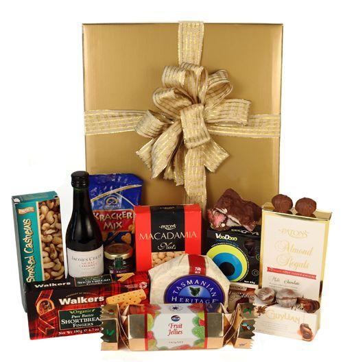 australia Gift Baskets - Pantry Pleaser | Christmas Gift Basket ...