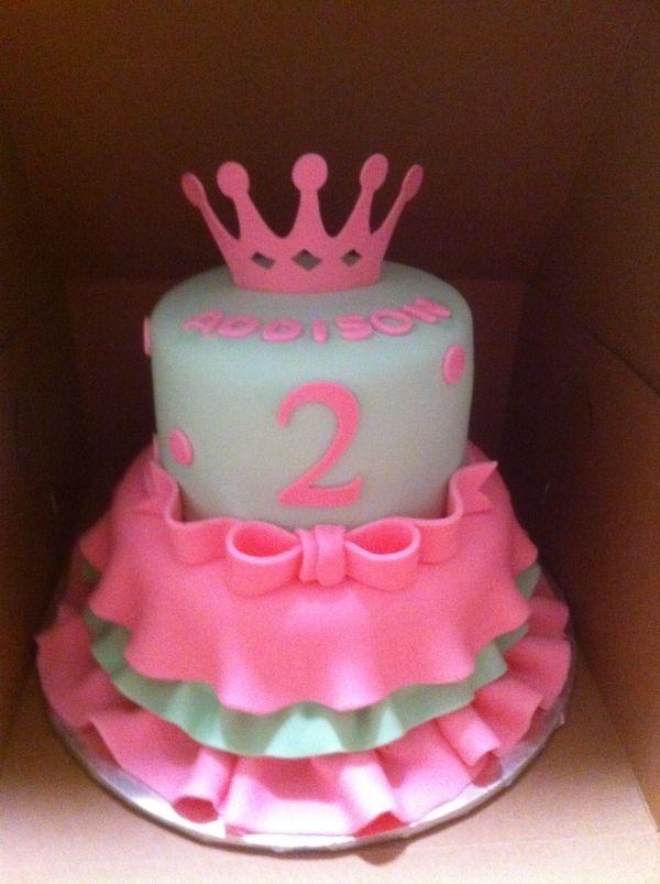Princess Tutu Childrens Birthday Cakes First Birthday Cakes